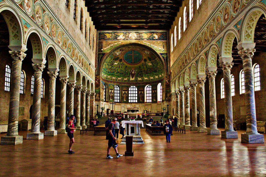 Ravenna, Abbazia di Pomposa e Valli di Comacchio